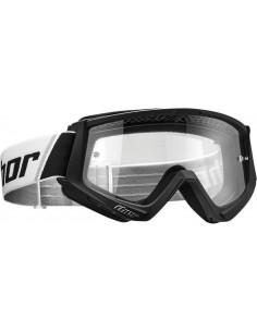 Gafas THOR COMBAT BLACK/WHITE