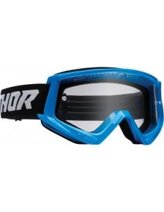 Gafas THOR COMBAT BLUE/BLACK
