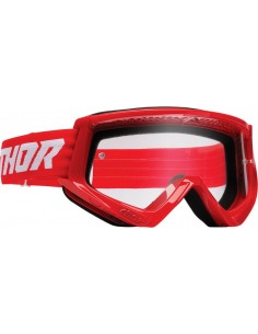 Gafas THOR COMBAT FIRE RED
