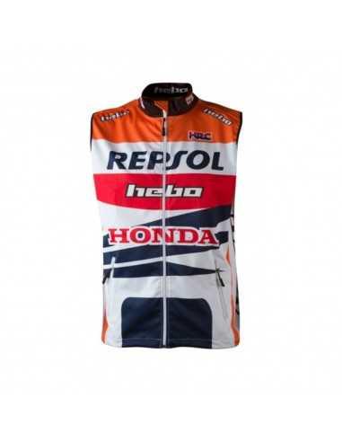 Chaleco Montesa Team Repsol Honda