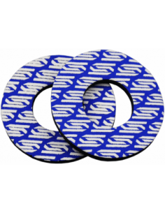 Donuts protectores SCAR azul