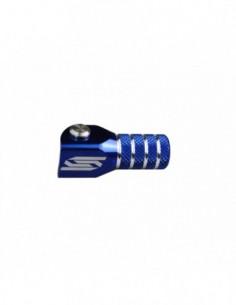 Pedal Cambio SCAR puntera Azul