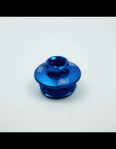 Tapón aceite SCAR azul...