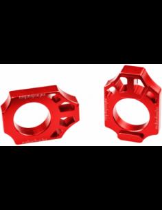 Tensor cadena SCAR rojo Honda