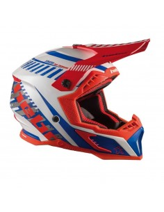 Casco Enduro Mx Stratos Blanco