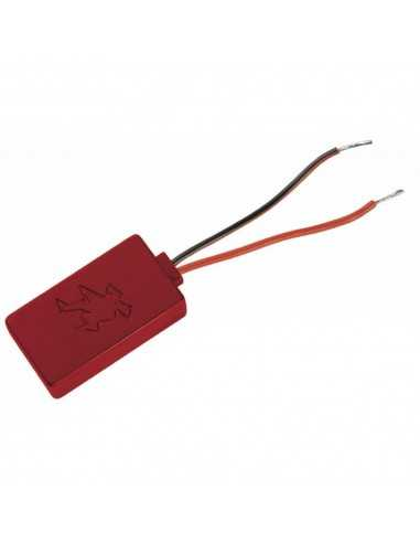 Caja luz de freno Hebo para casco Zone 5