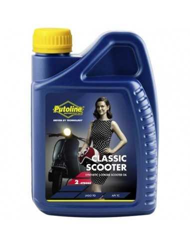 Aceite Putoline 2T CLASSIC SCOOTER
