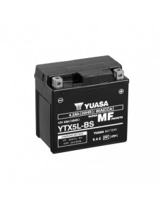 Batería Yuasa YTX5L-BS...