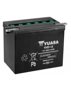 Batería Yuasa YHD-12 Dry...