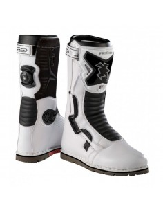 Bota Trial Tech Comp Blanco
